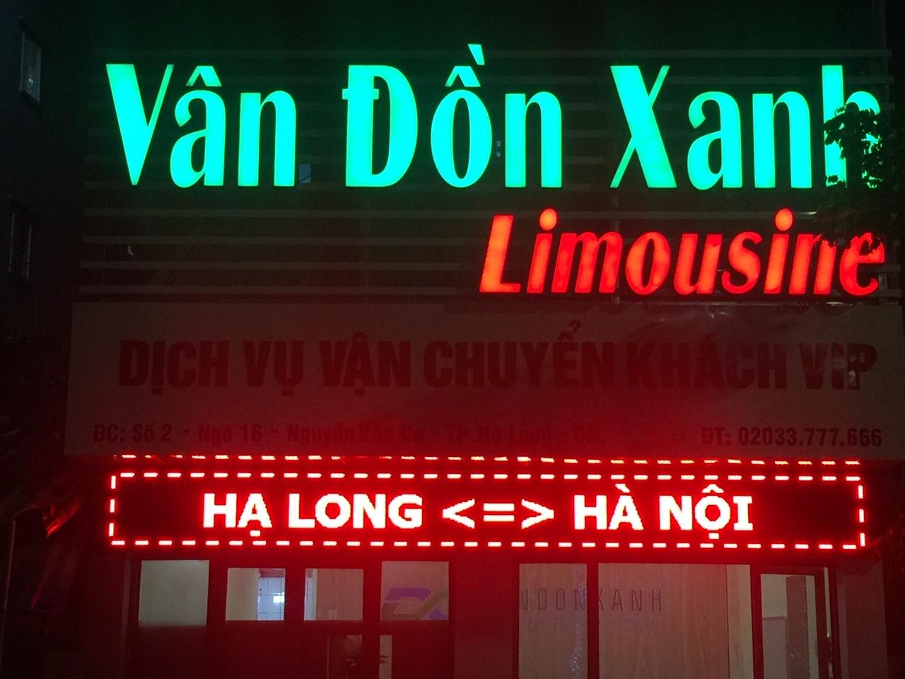 Vân Đồn Xanh tưng bừng khai trương văn phòng Hạ Long
